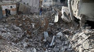 Οι δυνάμεις του Άσαντ έσπασαν κλοιό των ανταρτών κοντά στη Δαμασκό