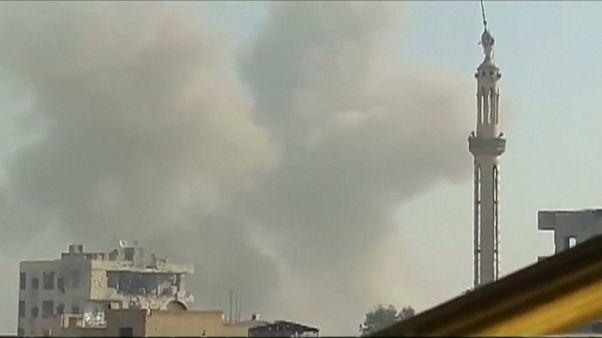 Syrie : l'armée brise un siège dans la Ghouta