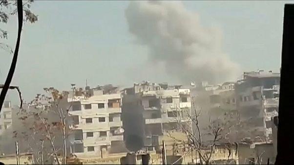 Siria:forze governative occupano base militare vicino a Damasco