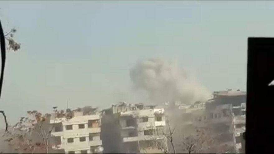 Visszafoglalt egy bázist a rezsim Szíriában