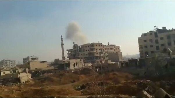 Syrien: Erfolg für Armee bei Kämpfen in Ost-Ghouta