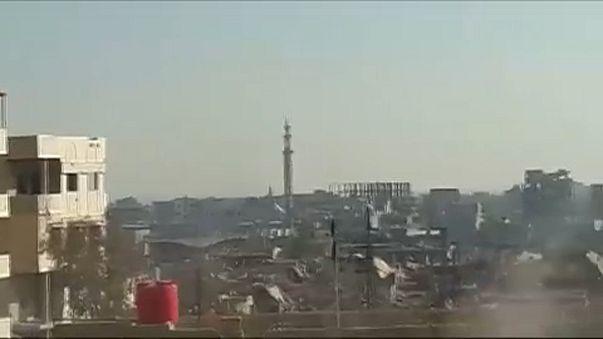 Exército sírio rompe cerco a base militar estratégica
