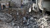 الجيش السوري يكسر الحصار على قاعدة إدارة المركبات العسكرية قرب الغوطة الشرقية