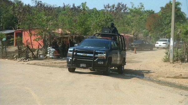 Messico: scontri a fuoco tra polizia e civili ad Acapulco, 11 morti