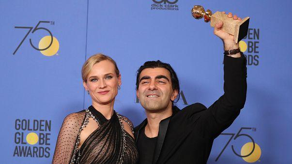 Fatih Akın'ın filmi 'Paramparça' Altın Küre ödülü aldı