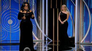 Golden Globes al femminile, da Reese Witherspoon al forte discorso di Oprah Winfrey