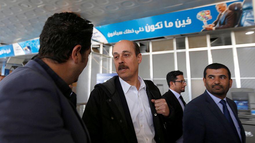 معين شريم نائب مبعوث الأمم المتحدة إلى اليمن