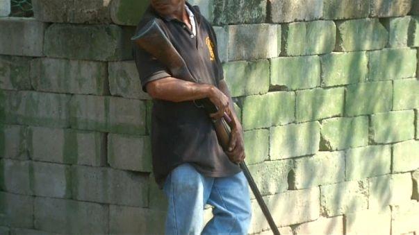 Civil armado en La Concepción, en el estado de Guerrero