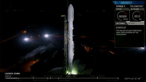 SpaceX запустила секретный спутник