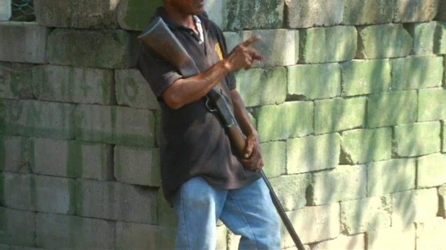 الأسلحة النارية تتسبب في مقتل 11 عشر شخصا في منجع أكابولكو بالمكسيك