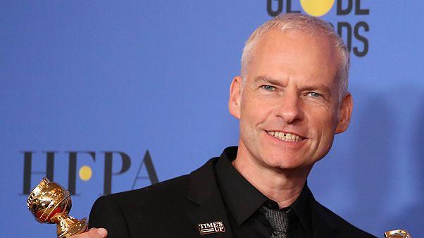 Der Ire Martin McDonagh gewann gleich zwei Golden Globes