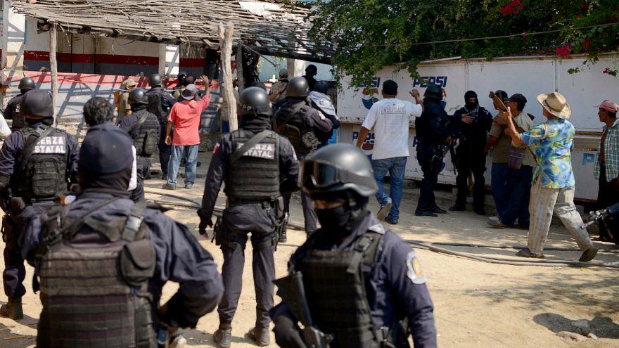 80 mortos em fim de semana sangrento no México