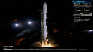 Titkos szállítmányt állított pályára a SpaceX