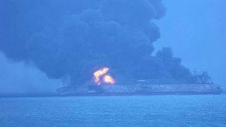 Найдено тело, предположительно, одного из членов экипажа танкера