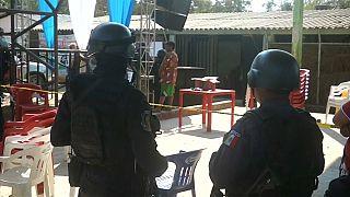 Les stations balnéaires théâtre d'affrontements