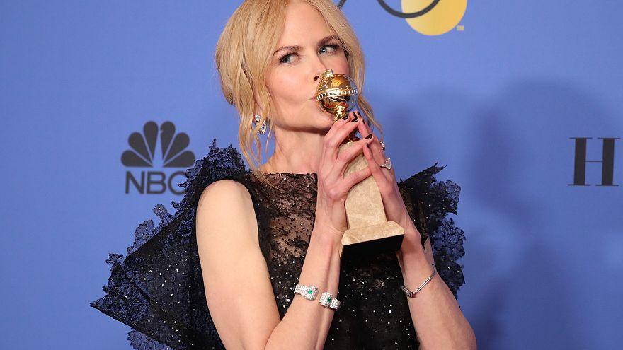 A nők éve volt az idei a Golden Globe-on