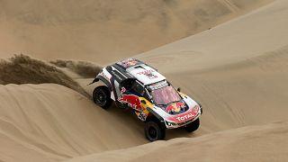 Dakar 2018: ruggito della Peugeot nella seconda tappa