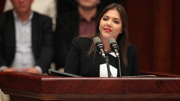 Alejandra Vicuña, una 'morenista' elegida vicepresidenta de Ecuador