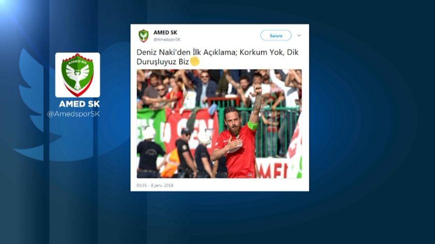 Schüsse auf Fußballer Deniz Naki