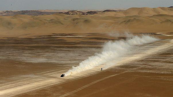 Dakar 2018 : les Peugeot en force