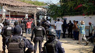 Αιματοβαμμένο Σαββατοκύριακο στο Μεξικό