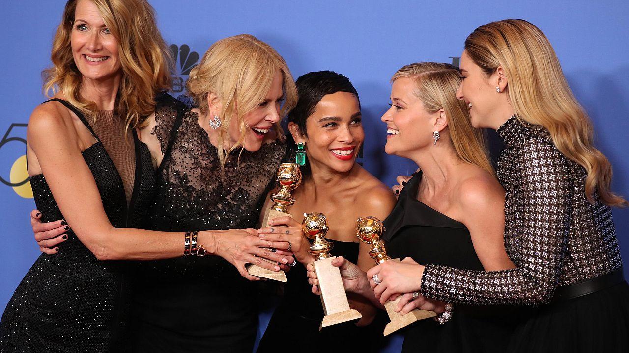 Les Golden Globes font la part belle aux femmes