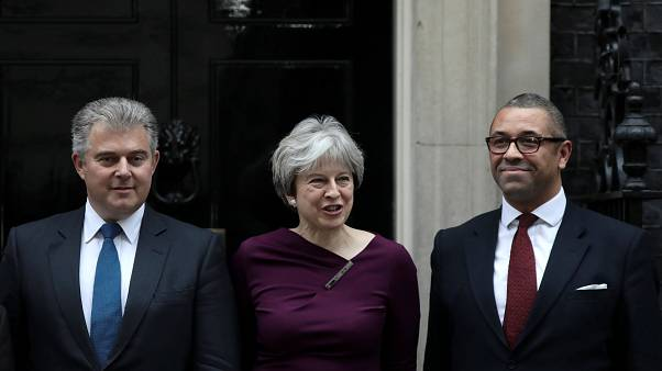 Theresa May remanie son gouvernement