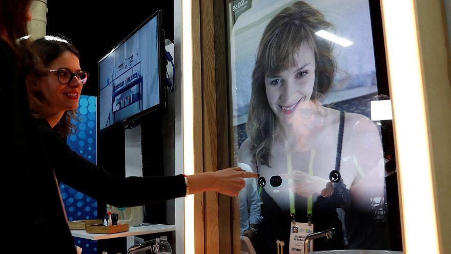 مركز رعاية صحية إلكتروني يعرض خلال معرض لاس فيغاس  2018