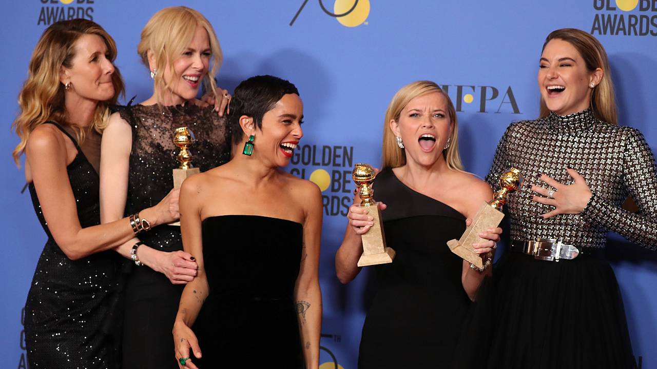 Golden Globes: Politik und Frauenpower