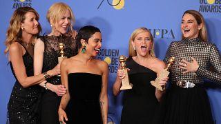Golden Globes: Politik und Frauenpower