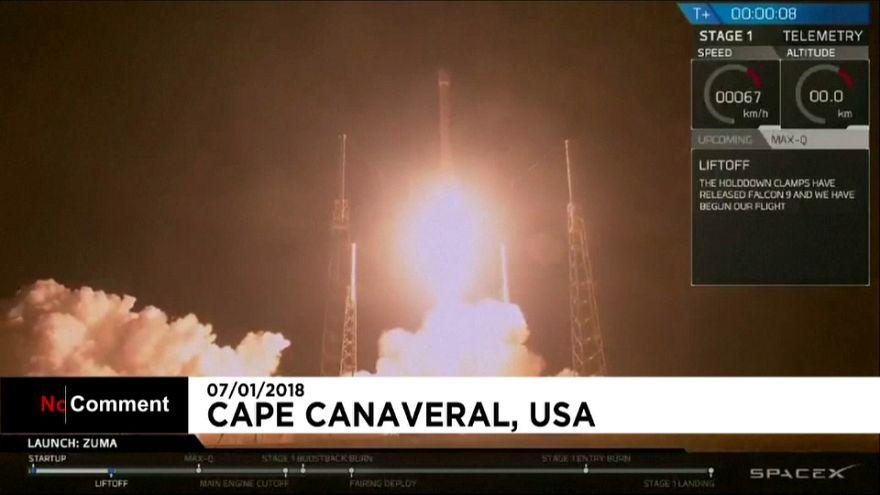 SpaceX lança Falcon9 com sucesso