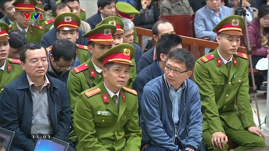 Prozessauftakt gegen mutmaßlich entführten Vietnamesen