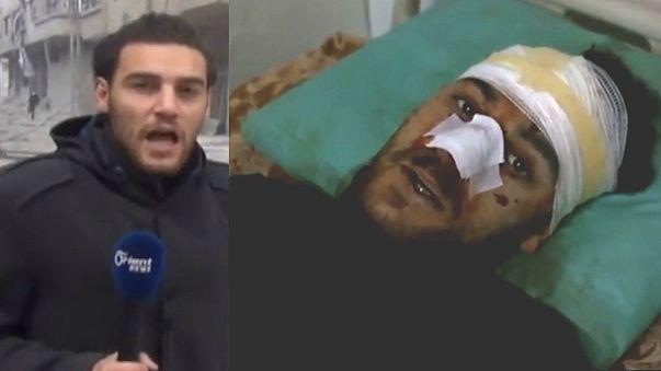 يمان السيد في الغوطة الشرقية