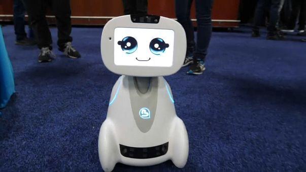 Robots y coches sin conductor: estrellas de la Feria Electrónica de Las Vegas