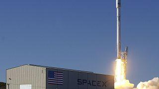 موشک فالکون ۹ محموله سری «زوما» را به مدار زمین فرستاد