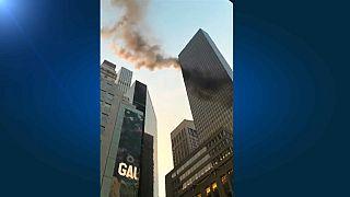 Incendio en la Trump Tower