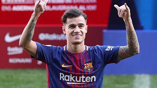Coutinho a signé avec le FC Barcelone