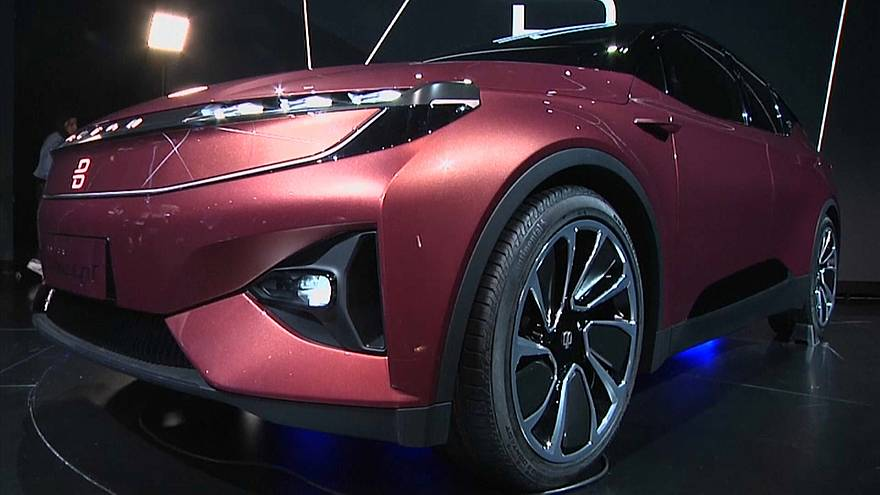 CES 2018: Wird Byton das neue Tesla?