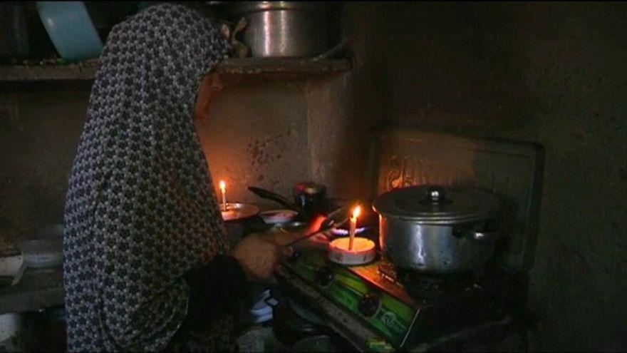 Gazastreifen: Israel will Stromversorgung wieder vollständig herstellen
