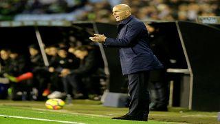 زيدان يتحمل مسؤولية تراجع أداء ريال مدريد