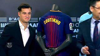 Llega a Barcelona el fichaje más caro del Barça