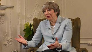 ماي تريد صفقة خروج من الاتحاد الأوروبي تناسب بريطانيا