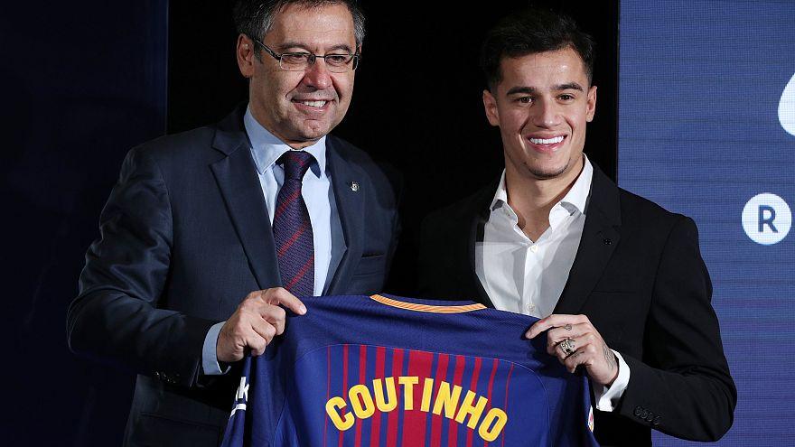 """Philippe Coutinho: """"O meu sonho era vir para o Barcelona"""""""
