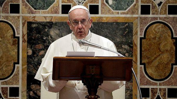 Papa Francisco pede apoio para diálogo na península coreana