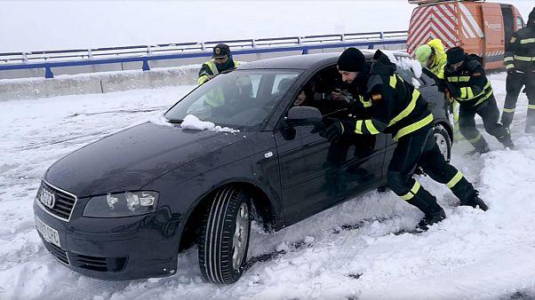 Havazás és áradások Nyugat-Európában