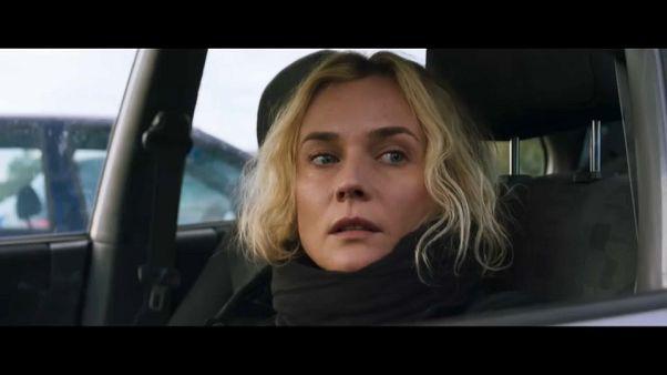 """""""En la sombra"""", nazismo y racismo  en la película alemana ganadora de un Globo de Oro"""