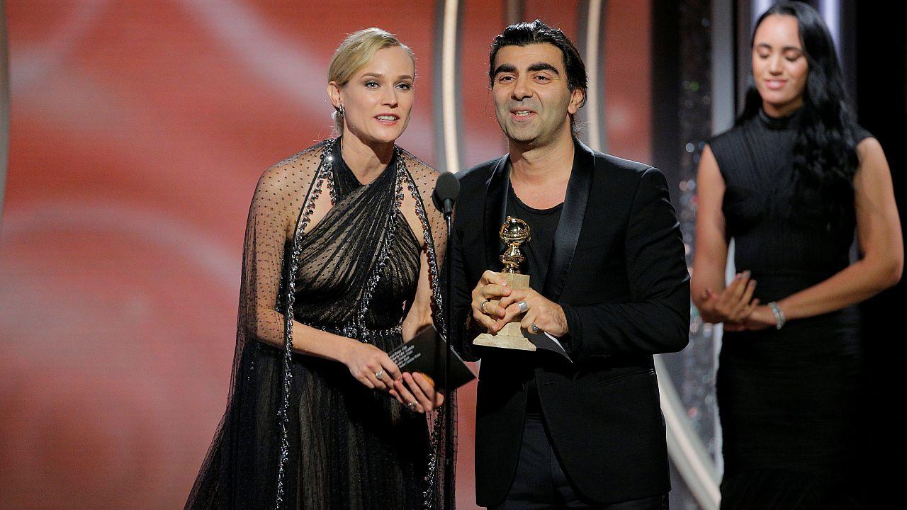 Altın Küre ödülü kazanan Fatih Akın'ın Paramparça filmi Oscar'a göz kırpıyor