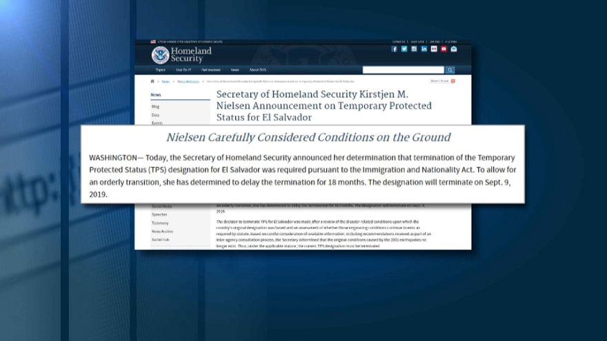 Trump: 200mila cittadini El Salvador verranno espulsi