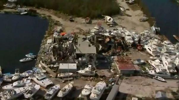 USA: 2017 anno di eventi climatici disastrosi