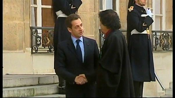 Arrest made in Sarkozy funding probe